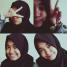 Dua Puluh Empat Jam Jilbab Berlonceng