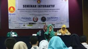 20170224 [BERITA MINGGUAN] Seminar Interaktif UMengajar Copyright UMengajar