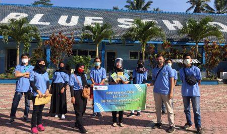 Mahasiswa KKN UM Fasilitasi Pembelajaran Daring di Desa Waturejo