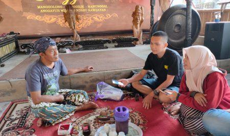Sibak Sejarah Kota Batu, Mahasiswa KKN UM Luncurkan Kumpulan Cerita Sejarah