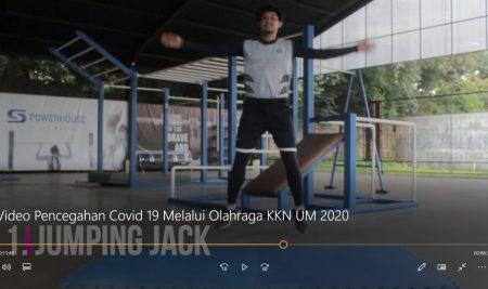 Edukasi Masyarakat Dengan Luncurkan Video Tanggap Covid-19