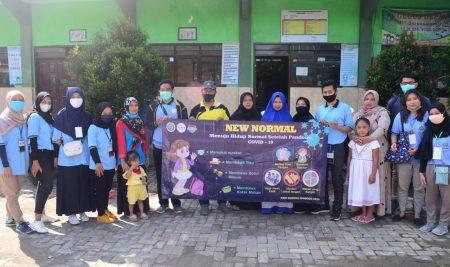 Video Edukasi Covid-19 untuk Anak-Anak di Desa Gunungronggo