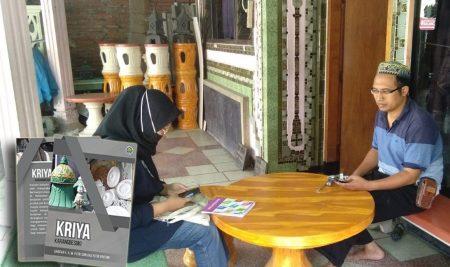 Kerajinan Sanitair, Potensi Kelurahan Karangbesuki dalam Buku Kriya Karangbesuki