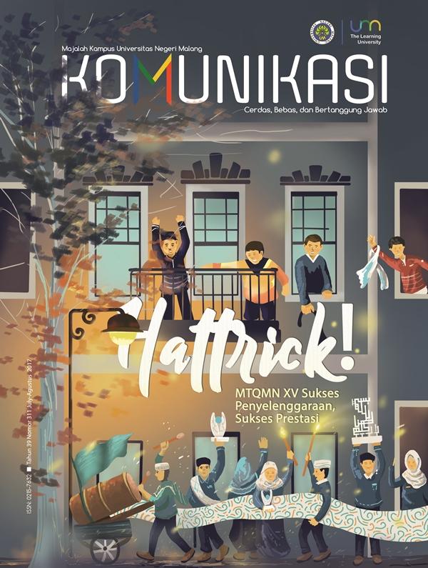 Cover Komunikasi Edisi 311