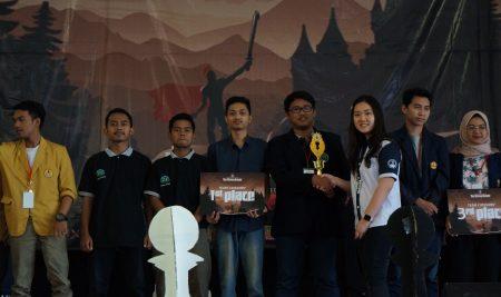 Baru Seumur Jagung, Chesster UM Sabet Juara 1