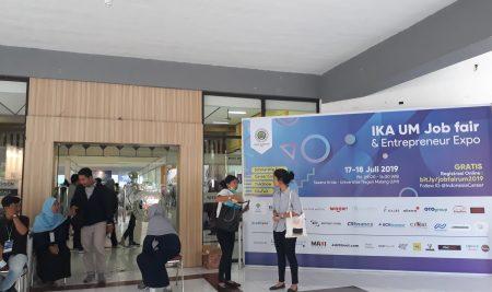 Sambut Lulusan baru, IKA UM Adakan Job Fair dan Entrepreuner Expo 2019