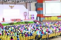Seminar Nasional PPG 2016: Guru Ibarat nahkoda
