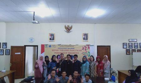 SARASEHAN BULANAN P2P: MENILIK PAHLAWAN PEREMPUAN INDONESIA
