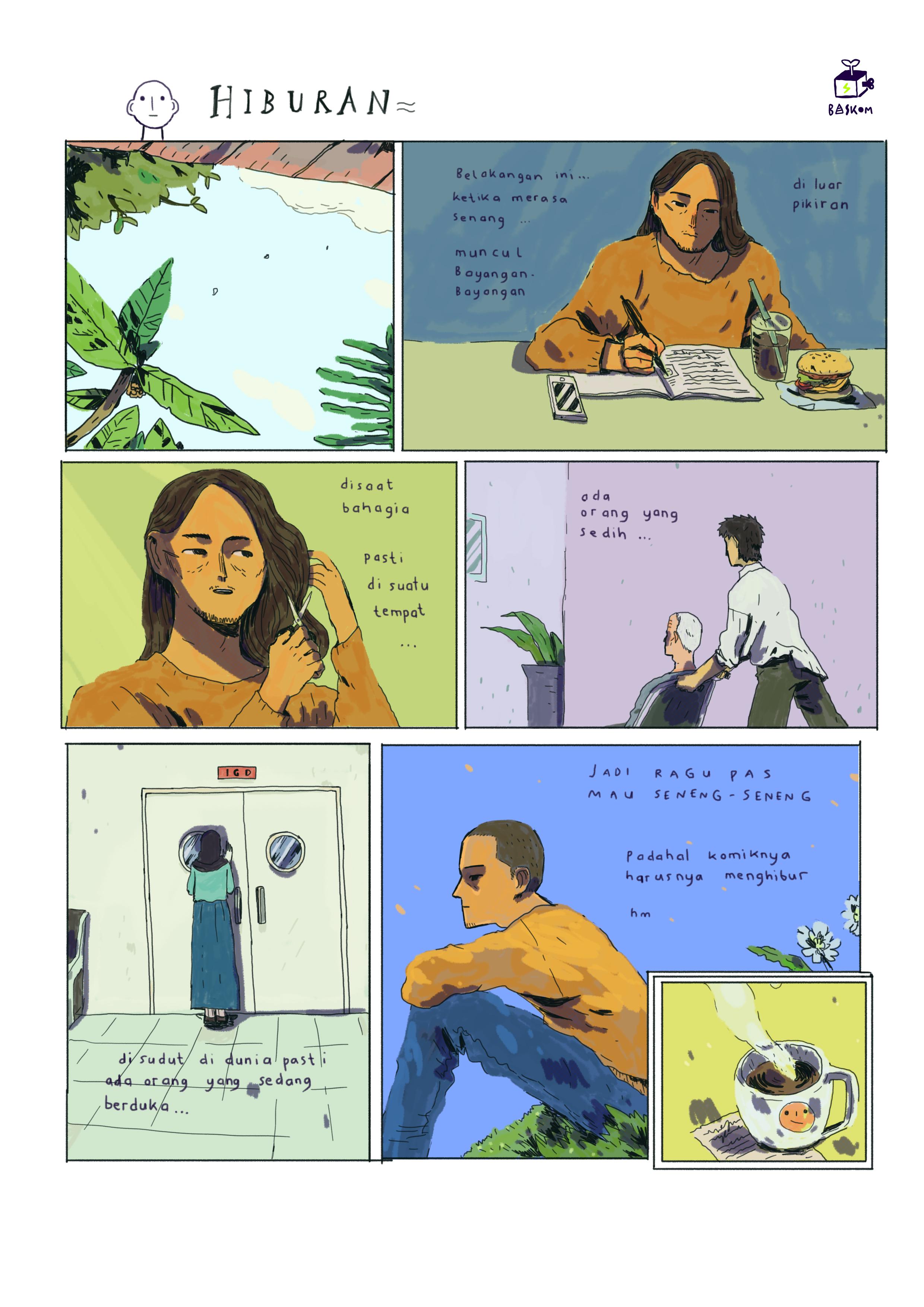 komik komunikasi 2